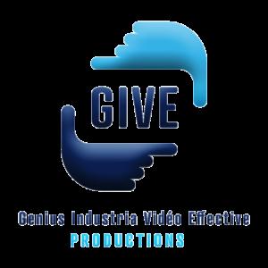 Logo Give prod société de productions audiovisuelles